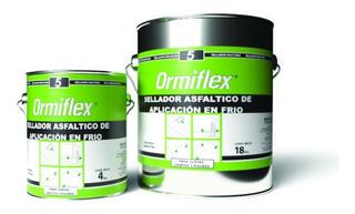 Sellador De Grietas Ormiflex 5 - 18 Kg (1 Lata) Ormiflex