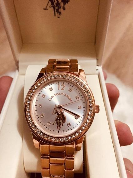 Relógio Importado Polo U.s Assn Feminino Original