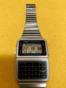 Relógio Casio Dbc 611 - Vintage Prata