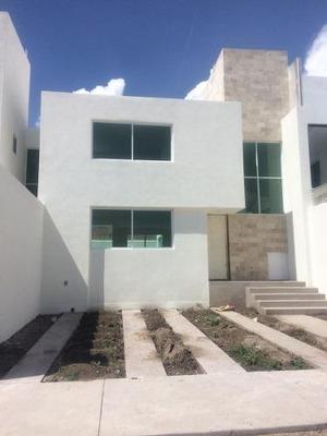 Casa Habitación En Pre - Venta, En Villa Magna San Luis Potosí