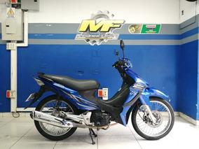Suzuki Vivar 115 Modelo 2014