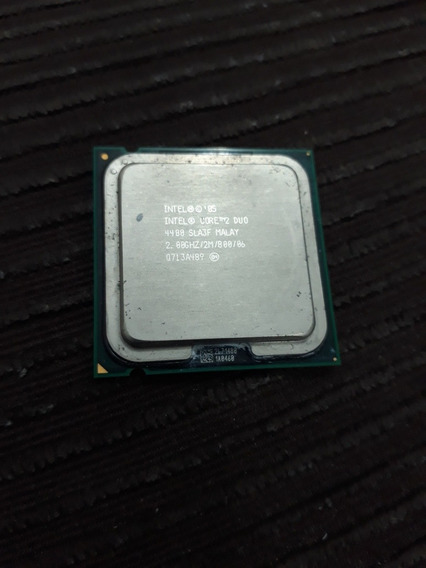 Processador Intel Core 2 Duo 2ghz Socket Lga 775