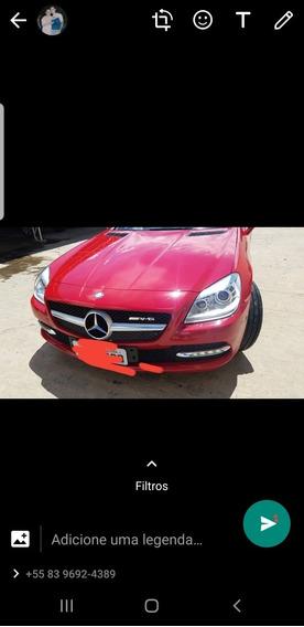 Mercedes-benz Classe Slk 2014 1.8 Turbo 2p