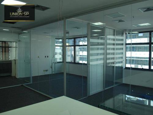 Conjunto Para Alugar, 125 M² - Paraíso - São Paulo/sp - Cj7826
