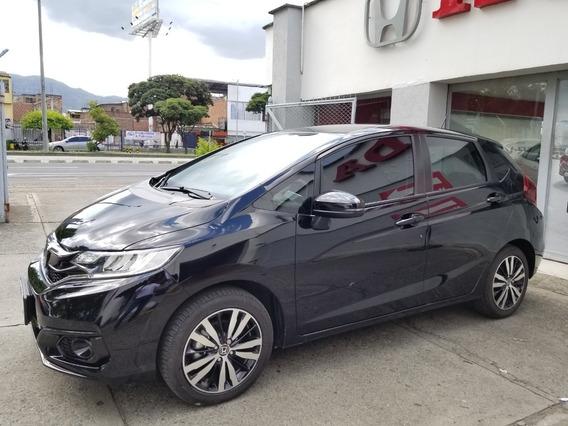 Honda Fit Ex Aut. 2019 Negro Cristal