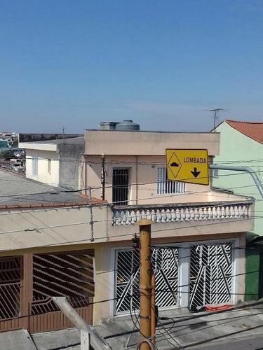 Sobrado Residencial À Venda, Vila Rica, São Paulo. - So5890