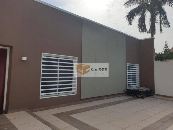 Imóvel Comercial Chácara Da Barra - Ca2687