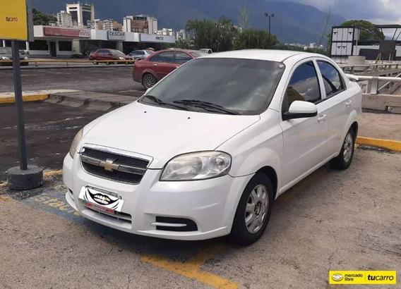 Chevrolet Aveo Lt/4p Automático