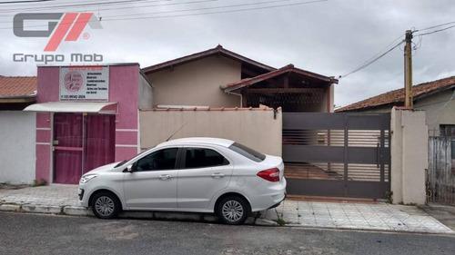 Imagem 1 de 27 de Casa Com 2 Dormitórios À Venda, 310 M² Por R$ 430.000 - Monção - Taubaté/sp - Ca0182