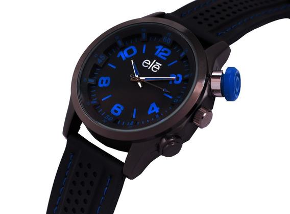 Reloj Relojes Moda Hombre Mujer Casual, Ele 6208a