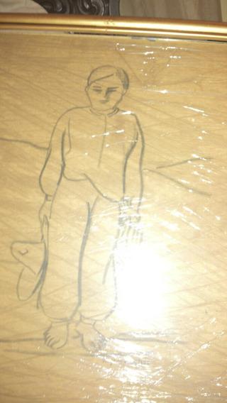 Diego Rivera . Dibujo