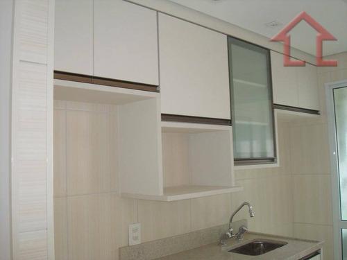 Apartamento Com 3 Dormitórios À Venda, 82 M² Por R$ 750.000,00 - Mooca - São Paulo/sp - Ap0186