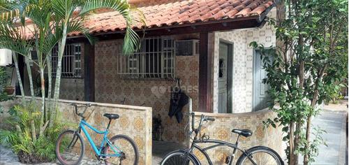 Imagem 1 de 7 de Casa Com 2 Quartos Por R$ 350.000 - Fonseca /rj - Ca21410
