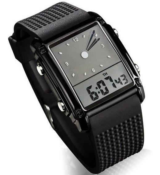 Relógio De Pulso Digital/quartz Chronograph Sport Brck