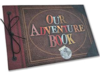 Album Para Fotos - 20 Hojas - Our Adventure Book - Impreso