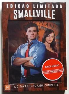 Smalville - Oitava Temporada - Novo - Lacrado
