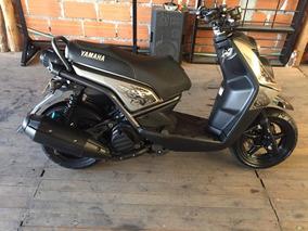 Yamaha Bws 125, Modelo 2017 Excelente Estado, Único Dueño
