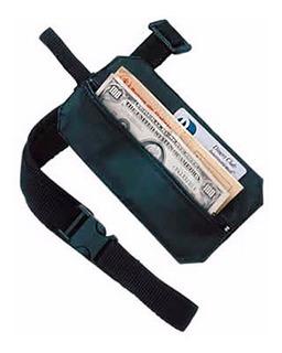 Portavalores Bolsillo Secreto Viaje Documentos Dinero