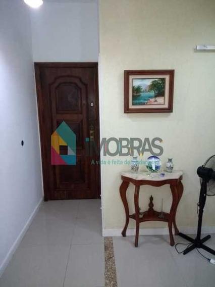 Apartamento No Flamengo De 3 Quartos , Dependências E Vaga De Garagem! - Boap30458
