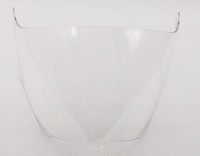 Viseira Cristal Capacete Asw Urban Tamanho P 2,mm Antirisco