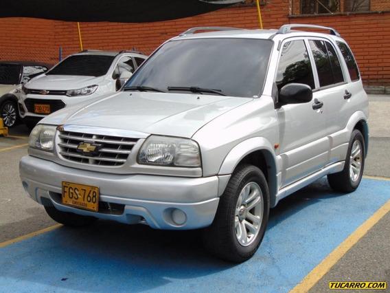 Chevrolet Grand Vitara Mt 2.0