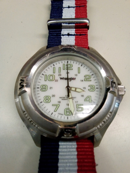 Relógio Wrangler