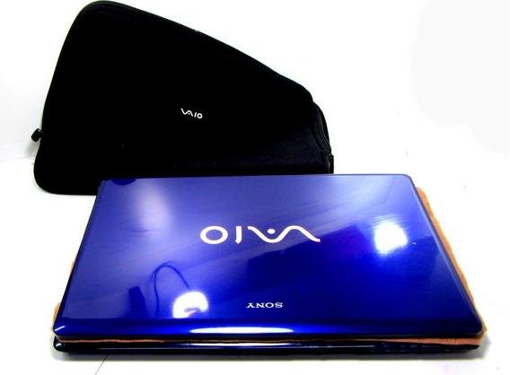 Notbook Sony Vaio Intel Core Duo Dvd Mod Pcg-61111l Troco Por Celular