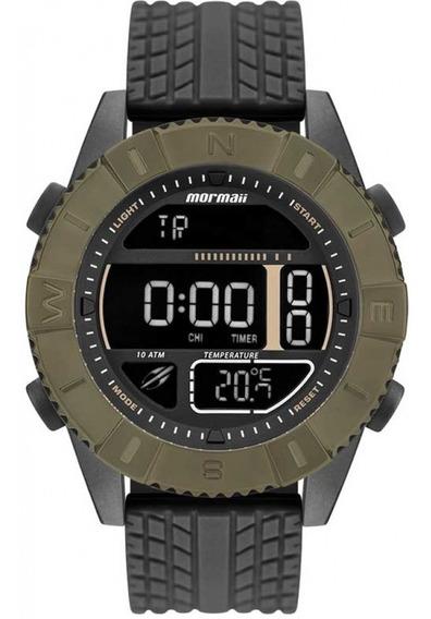 Relógio Mormaii Masculino Acquaforce Mo5334ab/8v