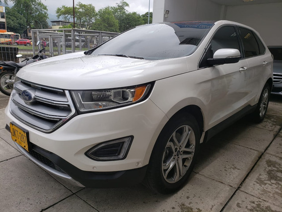 Ford Edge 2017 At - Seminuevo