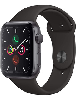 Apple Watch Serie 5 44mm Gps/caixa De Alumínio Preto