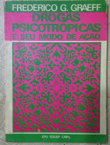 Drogas Psicotrópicas E Seu Modo De Ação