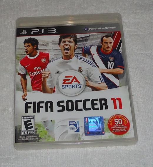 Fifa Soccer 11 Ps3 ** Frete Gratis Leia