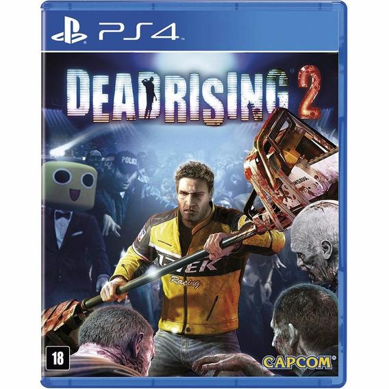 Dead Rising 2 Ps4 Lacrado