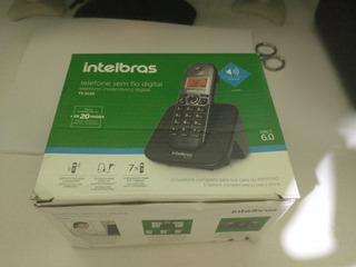 Telefone Fixo Sem Fio - Intelbras Ts 5120