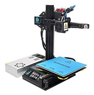 Kingroon - Impresora 3d De Aluminio Con Pantalla Táctil