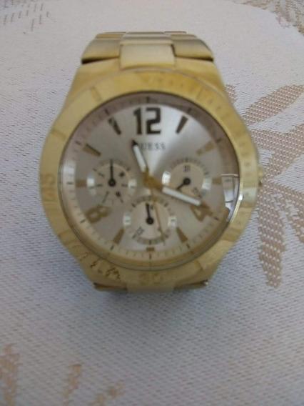 Relógio Guess Feminino, Em Aço, Original.