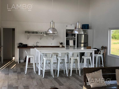 Alquiler Verano Chacra - La Barra, Maldonado