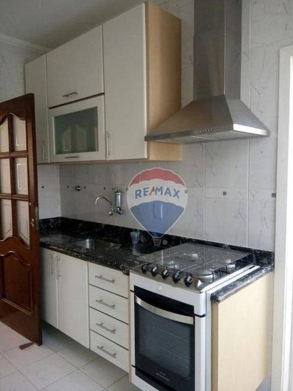 Apartamento Locação Centro Edificio Rio Negro - Ap0388