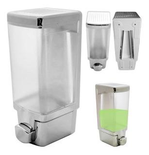 Dispenser Simple Baño Jabon Shampoo Acondicionador Liquido
