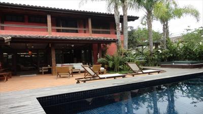 Ref.: 17575 - Casa Condomínio Fechado Em Sao Sebastiao, No Bairro Baleia - 4 Dormitórios
