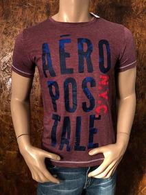 Lote De 10 Playeras Aeropostale, Hollister Y American Eagle