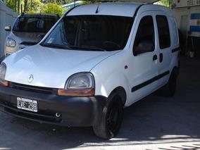 Renault Kangoo Express 1.9 Diesel 2005 Full Blanco