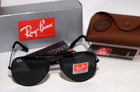 4d811d685 Ray Ban Caçador Couro - Óculos no Mercado Livre Brasil