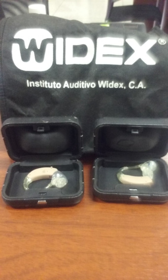 Audifonos Protesis Auditivas Widex Modelo Bravo B11