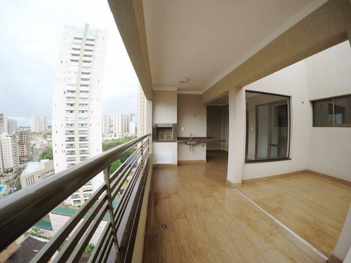 Cobertura Duplex Com 4 Dormitórios À Venda, Jardim Botânico - Ribeirão Preto/sp - Co0063