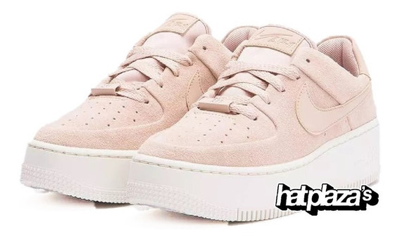 Hat Plaza Zapatillas Mujer Nike Air Force 1 Sage Low Talle38