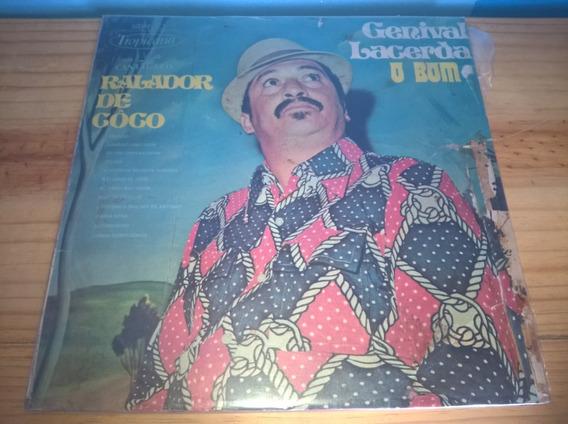 Lp Genival Lacerda - Ralador De Coco - 1974