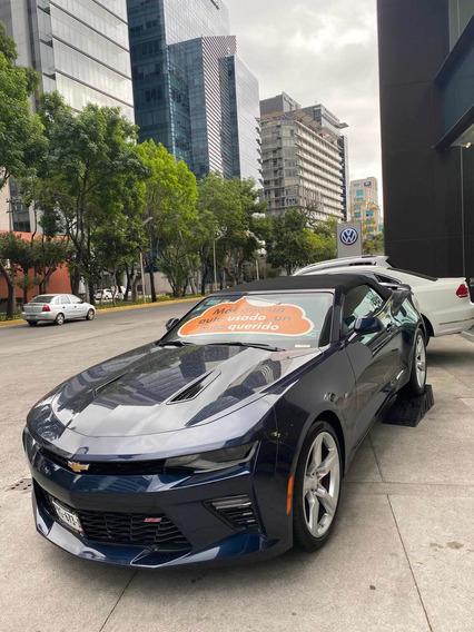 Chevrolet Camaro 6.2 Ss Convertible At 2016