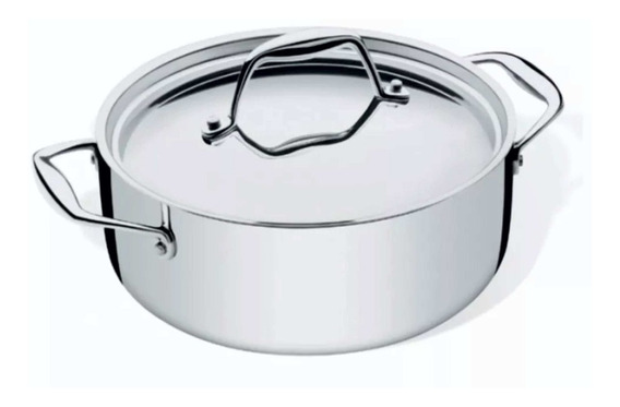 Cacerola Trix Tramontina Triple Capa 16 Cm Chef Profecional
