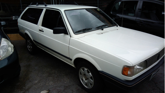 Vw Parati Cl 1991 Gasolina